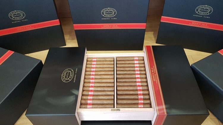 Humidor limited edition Partagas
