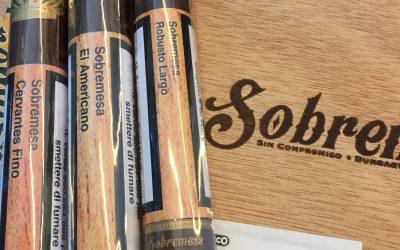 New entry Sobremesa Cigars